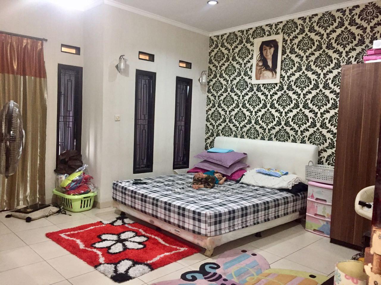 Rumah Cantik Asri  di Cibodas, Cimahi, Jabar