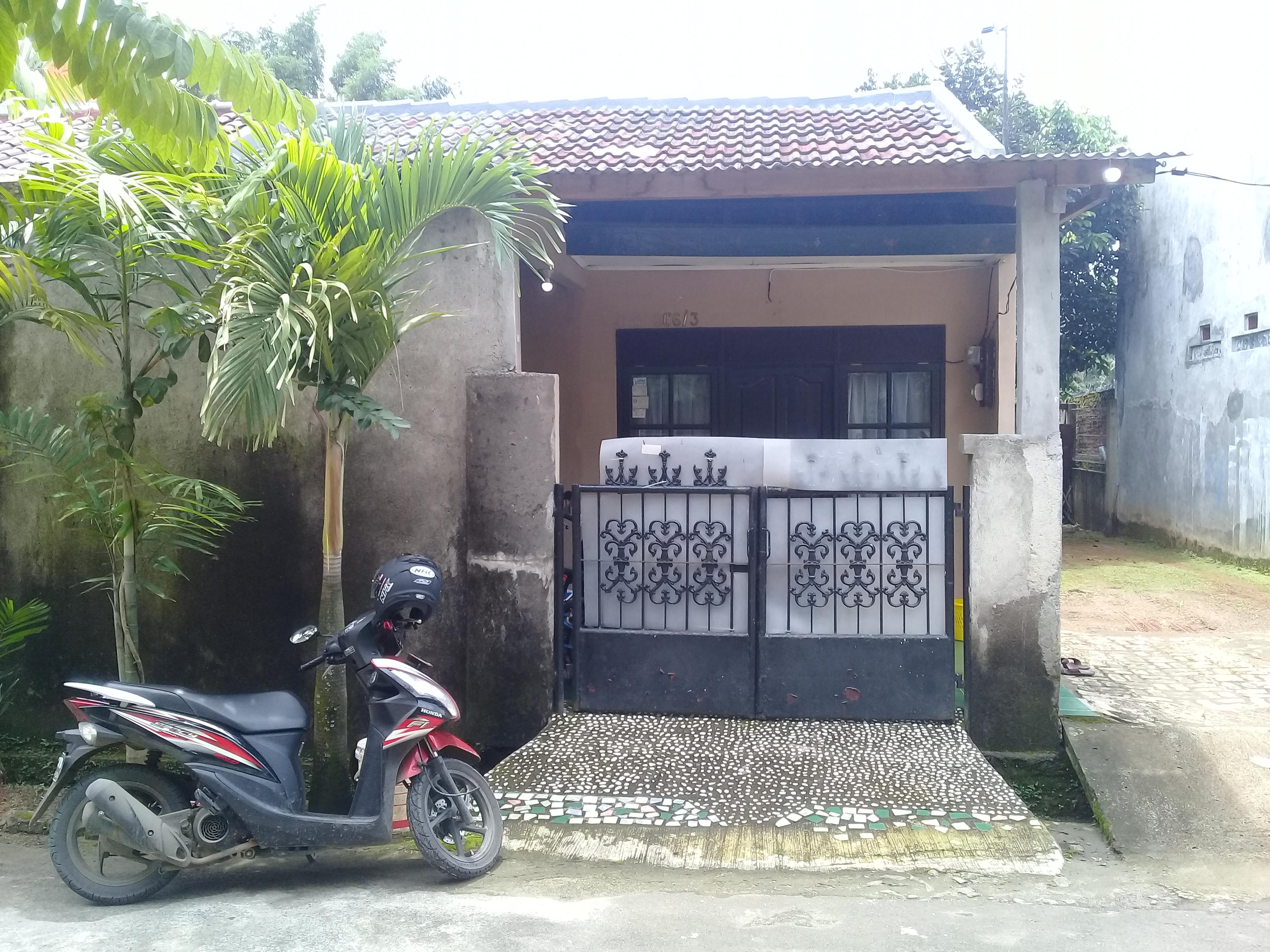 Rumah Murah Hitung Tanah View Lapangan Golf Pondok Cabe