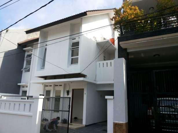 Rumah Tebet Barat 1 Depan Taman Siap Huni
