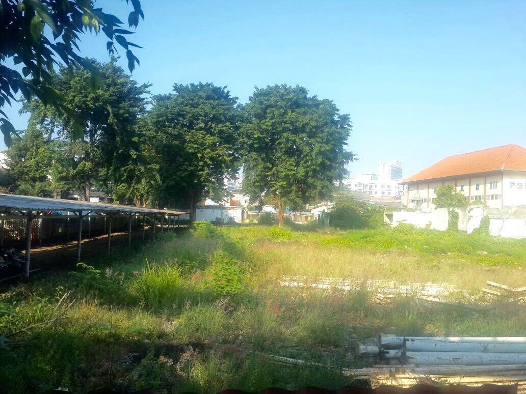 TANAH PRIME LOCATION JL.SENEN RAYA – JAKARTA PUSAT