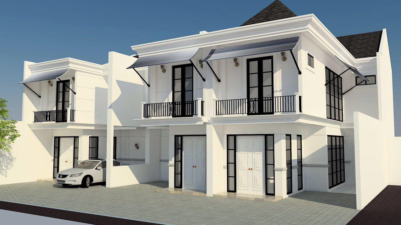 TOWN HOUSE MODERN KALIBATA-JAKARTA SELATAN