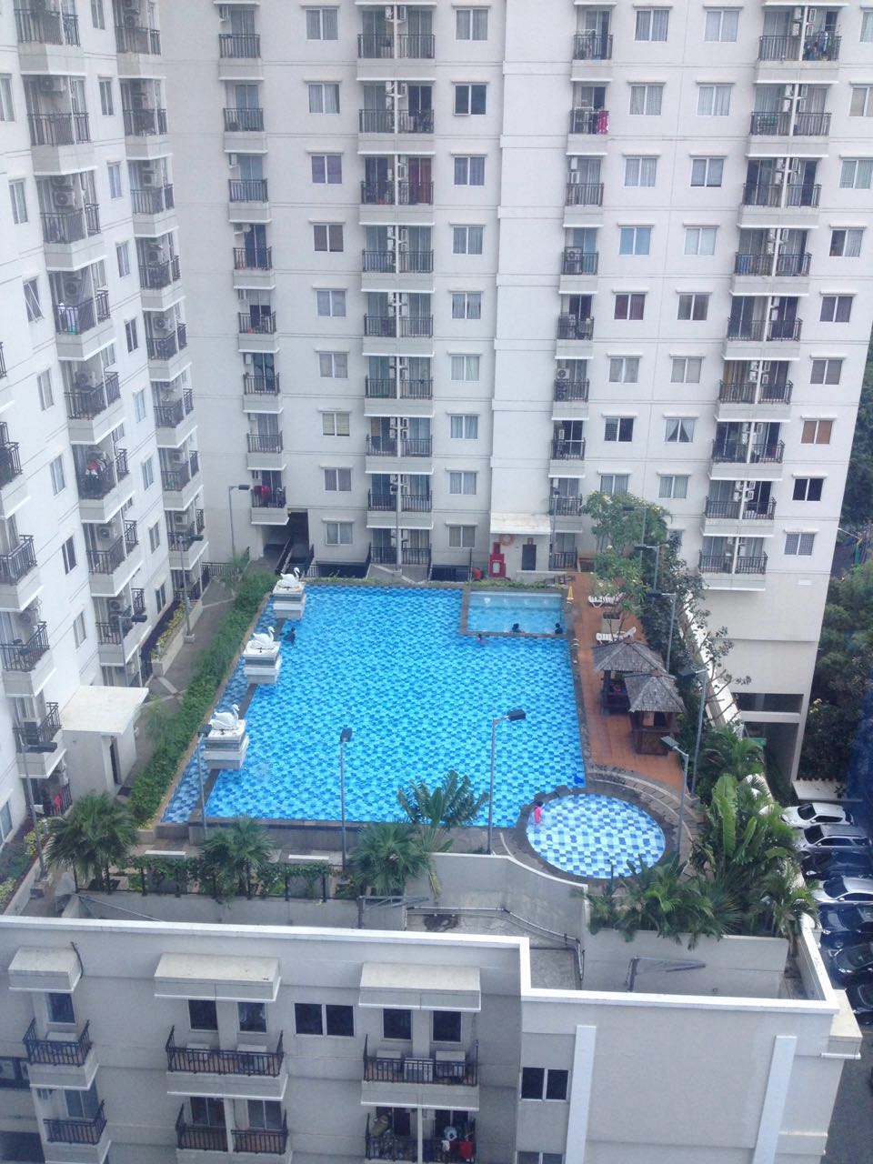 Unit 2BR CORNER/HOOK Apartment Signature Park TEBET