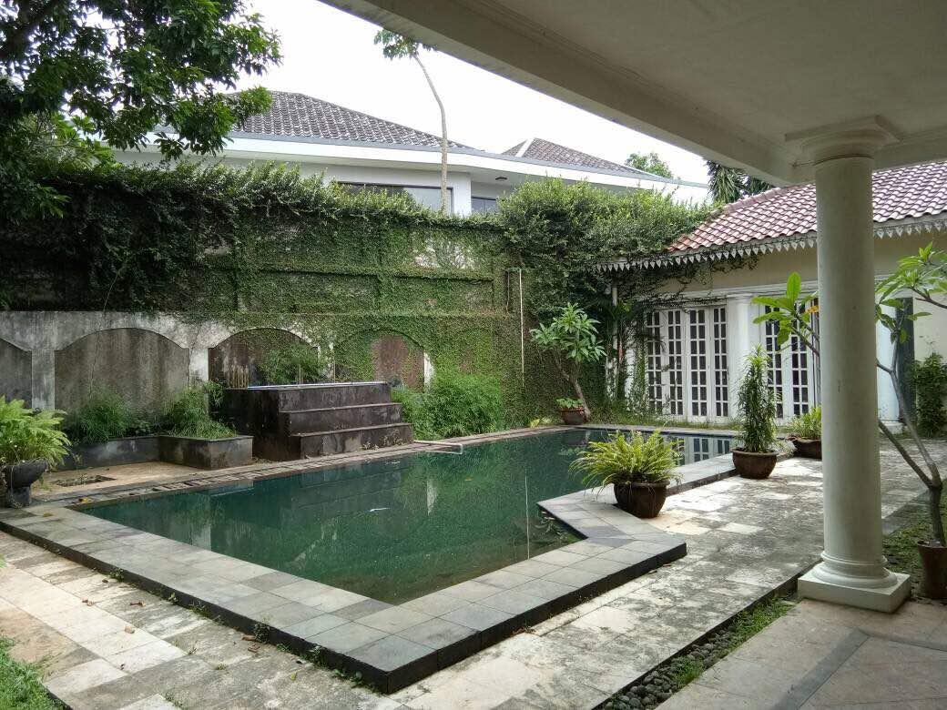 Rumah Hitung Tanah dkt Citos,High Scope,RS.Fatmawati,TOL JORR