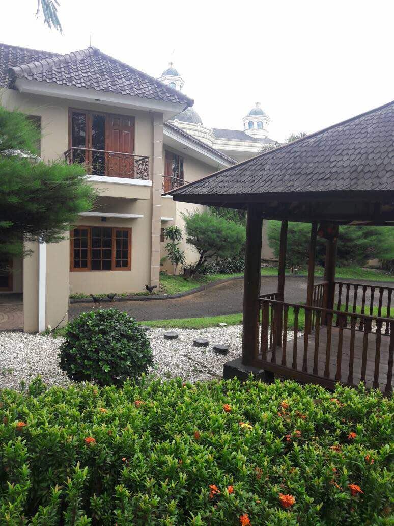 Rumah kawasan elit pondok indah hitung tanah 35juta/meter (SOLD)