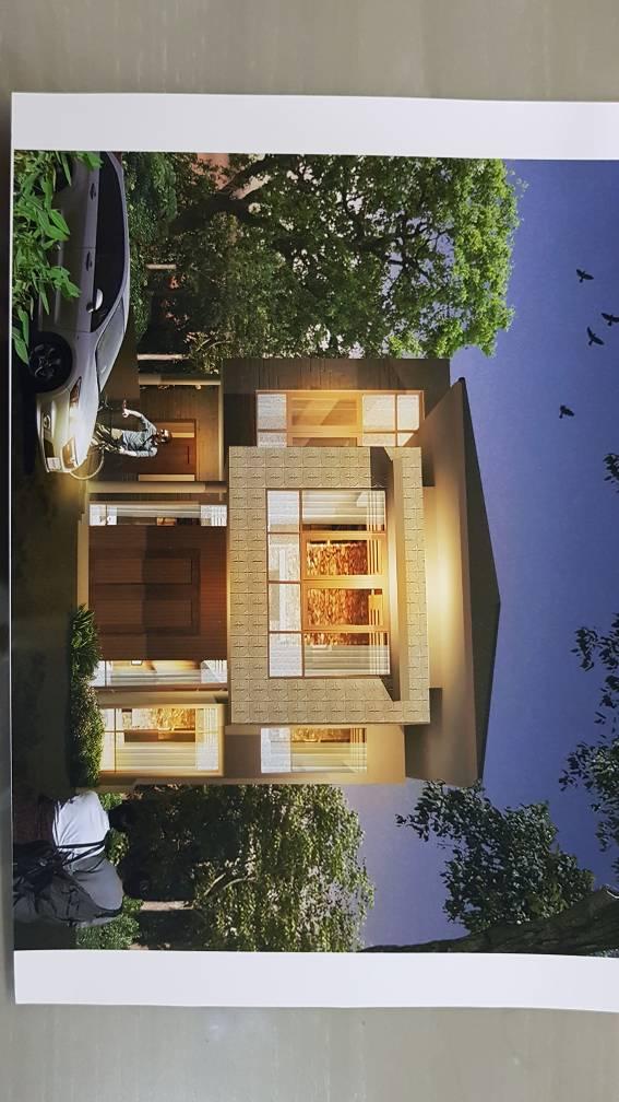 Rumah Baru Dalam Cluster at Pangkalan Jati dkt Tol Detasari