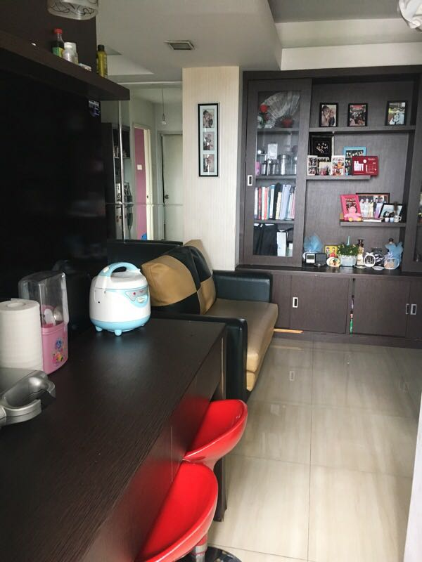 Apartemen Kalibata City 3BR,built in 2br+Studio,Furnished