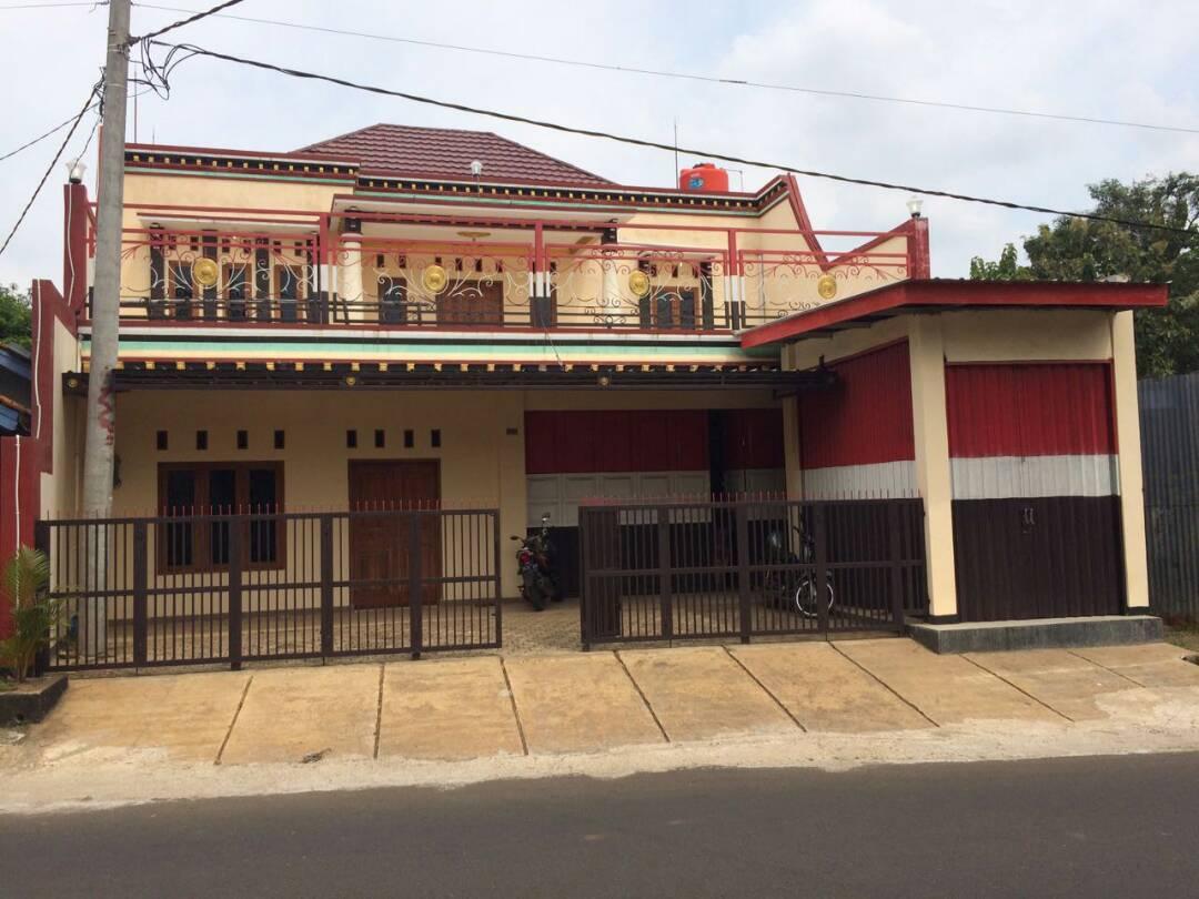 Rumah Baru 2lantai Plus Tempat Usaha Bangunan Baru Pinggir Jalan Raya