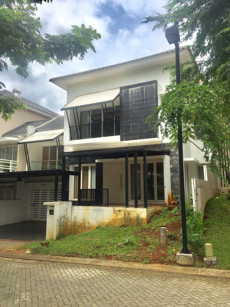 Rumah Bagus dan Nyaman di Kebayoran Garden cluster kebayoran garden Bintaro