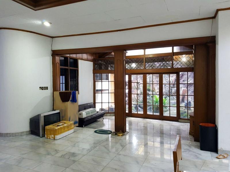 Rumah Lama 1 Lantai. Perumahan Permata Hijau Belakang ITC. Jalan Lebar