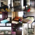 WTS 1 unit size 66m2 apartment Kalibata City lantai 20 di tower Flamboyan