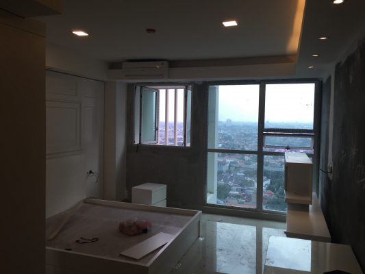 Kemang Village Tower Intercon 1 BR Fully Furnished