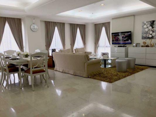 Disewakan Apartemen Luxury Bukit Golf Hills Terrace 3BR Pondok Indah
