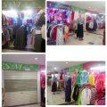 Kios di Mega Hypermall Bekasi