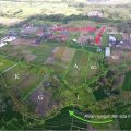 Dijual Tanah 2,4 Hektar pinggir jalan, Sadang, Ubud, Bali.