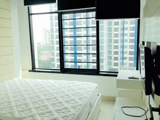 Disewakan Apartemen Cantik Siap Huni View Golf Dan Swimming Pool