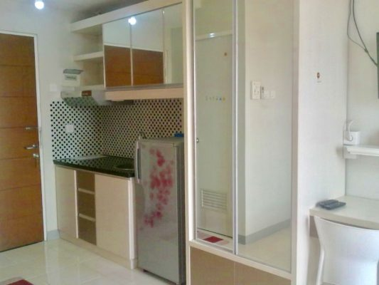 WTS Fully Furnished apartment Taman Melati Margonda 18th Floor Depok