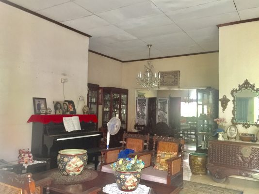 WTS Rumah Lama Harga Menarik di Cipete