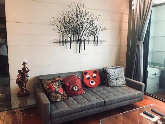 Dijual Apartement Hampton Park Furnished