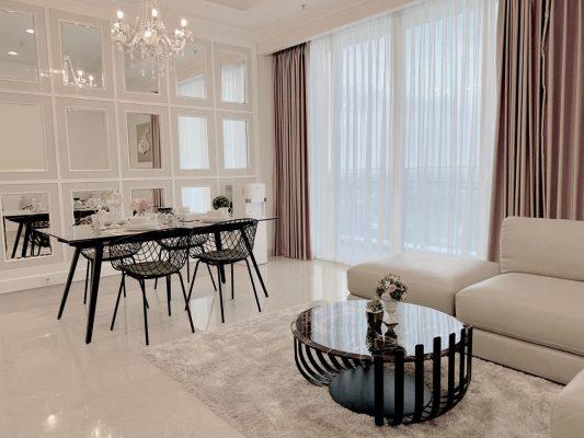Disewakan Apartemen Pondok Indah Residence Junior Penthouse Full Furnished Jakarta Selatan