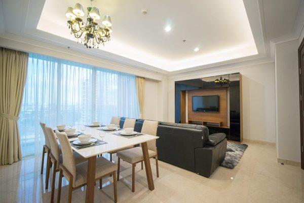 Disewakan Apartment Pondok Indah Residence