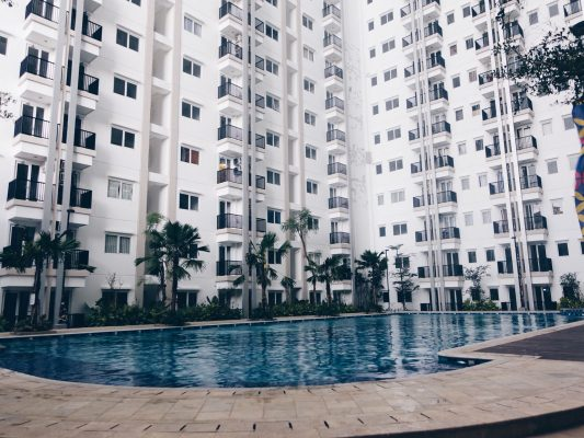 Dijual Apartemen Signature Park Cawang Full Renovasi