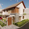Di Jual Rumah Bangunan Baru di Jalan Cendrawasih Kebayoran Lama Jakarta Selatan
