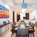 Disewakan Apartemen Oakwood Suites La Mansion Full furnished, Free Maintenance Charge, Free Listrik dan Free Biaya Internet, Jakarta Selatan