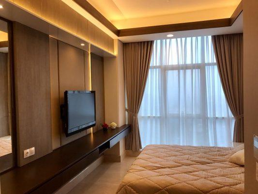 Disewakan La Maison Apartemen Barito, Jakarta Selatan