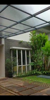 Di Sewa Rumah Townhouse Cluster Cilandak Dekat Citos, TB Simatupang Jakarta Selatan