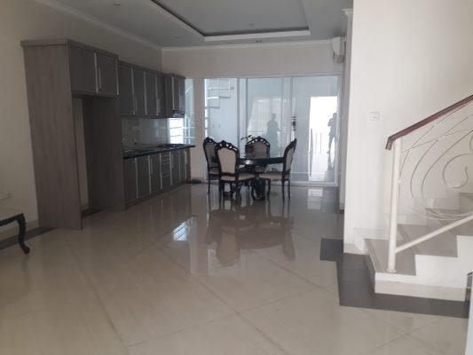 Rumah Sewa Cluster Town House EMR di Cilandak Cipete Jakarta Selatan