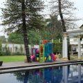 Disewakan Rumah Luas ada swimming Pool dan Backyard 5 menit tol Andara di Pondok Labu Jakarta Selatan