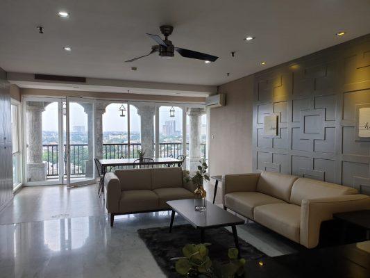 Disewakan Apartement Bukit Golf Hills Terrace Full Furnished Pondok Indah Jakarta Selatan