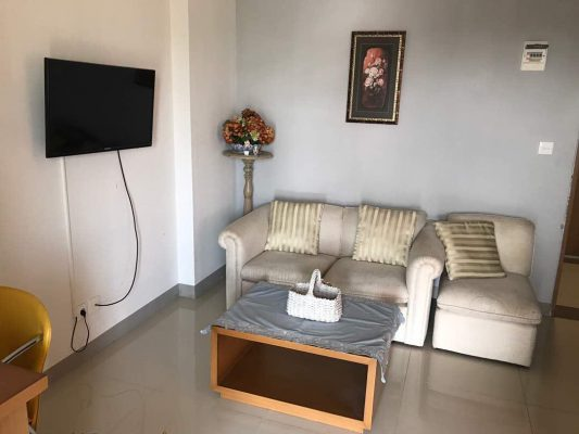 Di Jual Apartemen Bintaro Park View 2 BR Fully Furnished, Pesanggrahan Jakarta Selatan