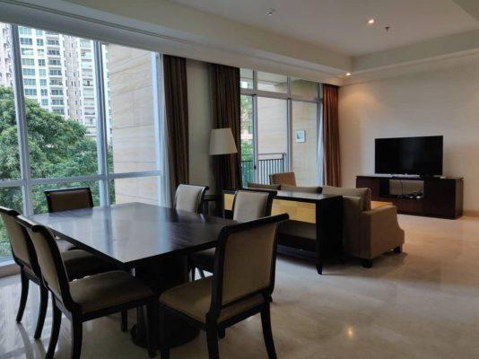 Apartemen Pakubuwono View, Luxurious Apartement in South Jakarta