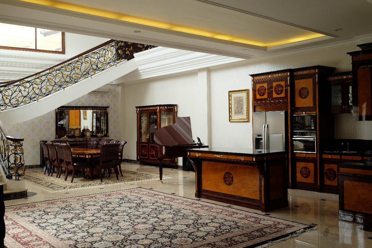 Di Jual Rumah Mewah Luas 640 Meter Di Margasatwa Pondok ...