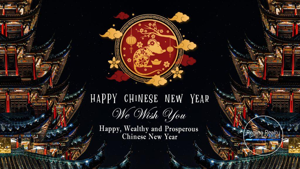 Gong Xi Fa Cai Imlek 2020 Di Tahun Tikus Logam Regina Realty