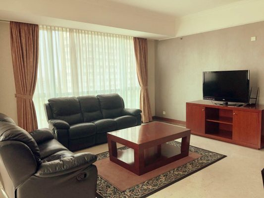 Dijual Apartemen Cassablanca Furnished, 3 BR