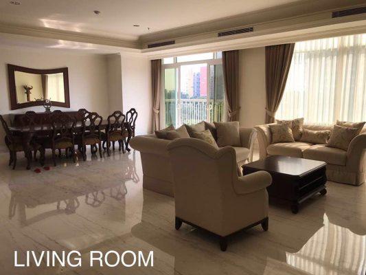 Apartemen Botanika Gandaria 3 Bedroom