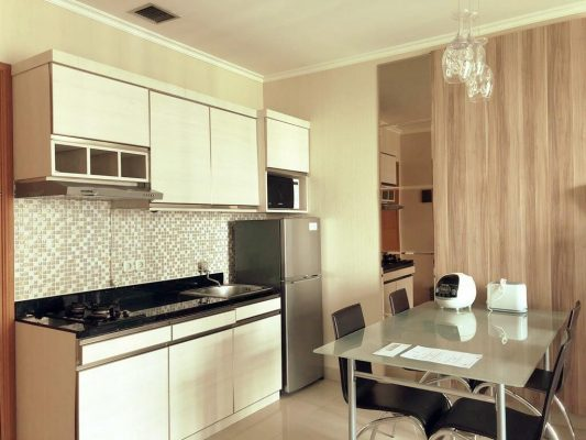 Apartemen Hampton Park, 2 BR