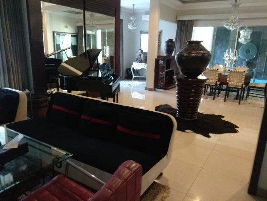 Rumah Sewa Full Furnished Di Green Andara 250 Juta Pertahun, Siap Huni Jakarta Selatan