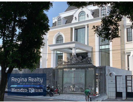 Rumah Baru Super Mewah di Pondok Indah. Private Lift