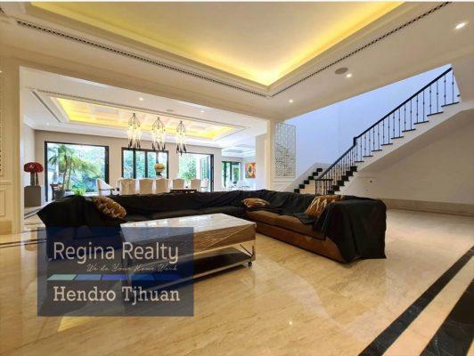 Rumah Mewah di Kemang Jakarta Selatan