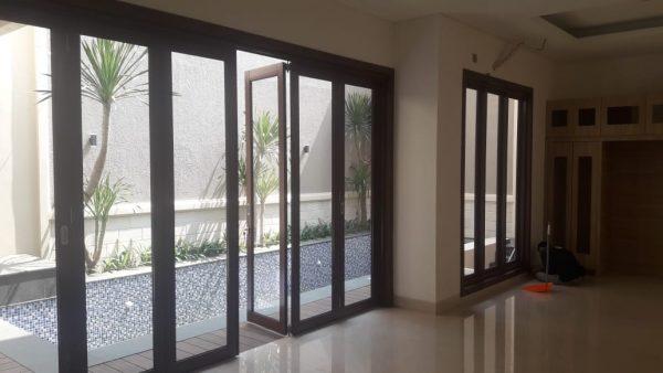 Rumah Baru Minimalis Modern Plus Lift Kemang Jakarta Selatan