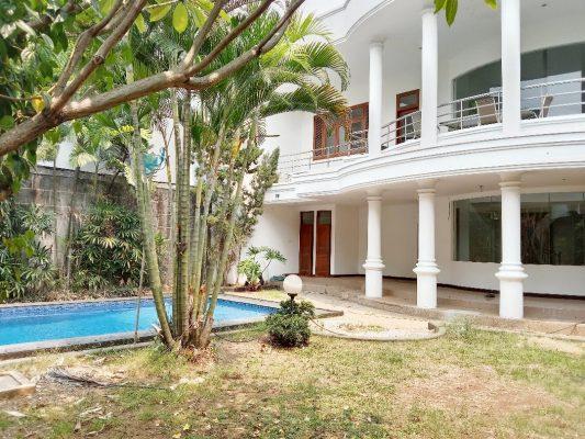 Rumah Pondok Indah, Kawasan Elit di Jakarta Selatan